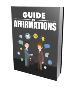 Guide to Affirmations Book Cover