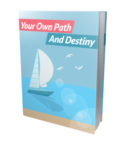 Your Own Path & Destiny Cover Image